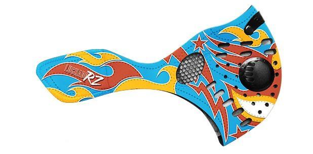 Maska przeciwpyłowa Luchador