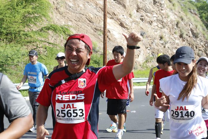 Honolulu Marathon (fot. materiały prasowe organizatora)