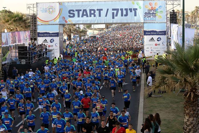 tel aviv marathon 2013
