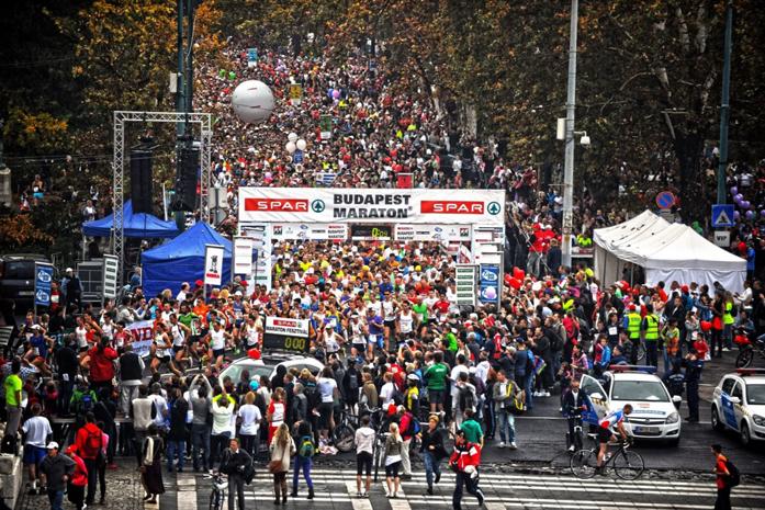 28. Spar Budapest Marathon