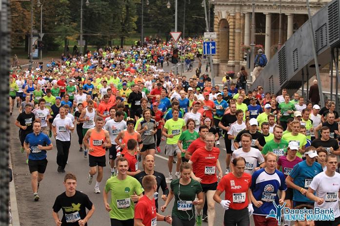 Vilnius Marathon (fot. materiały prasowe organizatora)