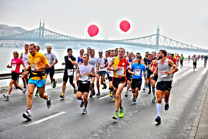 28. Spar Budapest Marathon (Most Wolności)