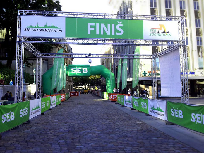 SEB Tallin Marathon 2013 (fot. materiały prasowe organizatora)