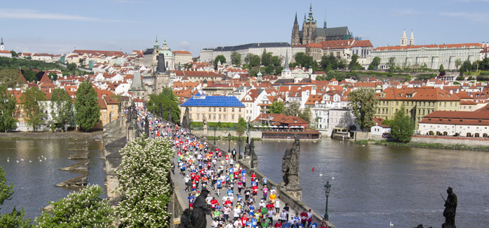 Prague Marathon 2013 (fot. materiały prasowe organizatora)