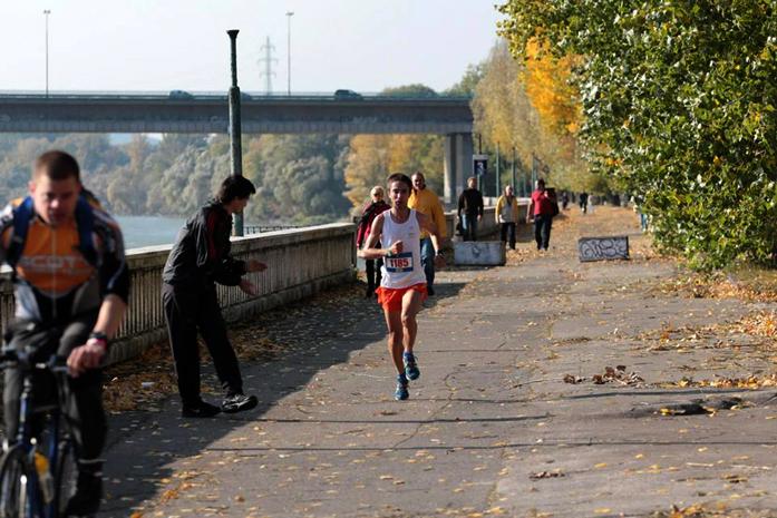 Ultramaraton Wiedeń - Bratysława - Budapeszt (fot. materiały prasowe organizatora)