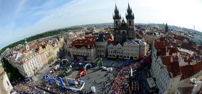 Mattoni Olomouc Half Marathon 2013 (fot. materiały prasowe organizatora)