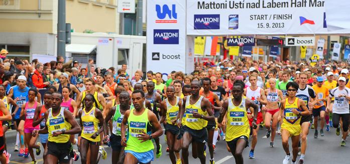 Mattoni Usti nad Labem Half Marathon 2013 (fot. materiały prasowe organizatora)
