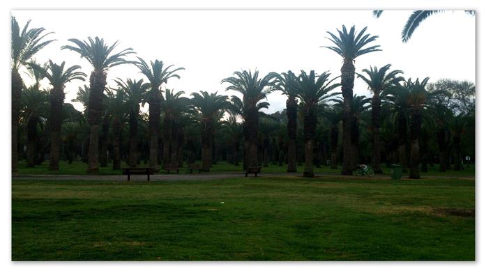 Hayrakon Park w Tel Avivie
