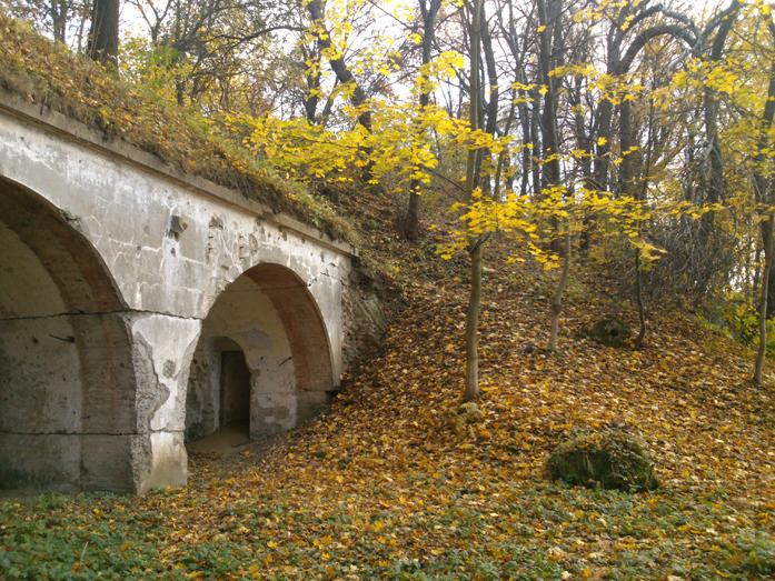 Fort I Siedliska - Salis Soglio (2)