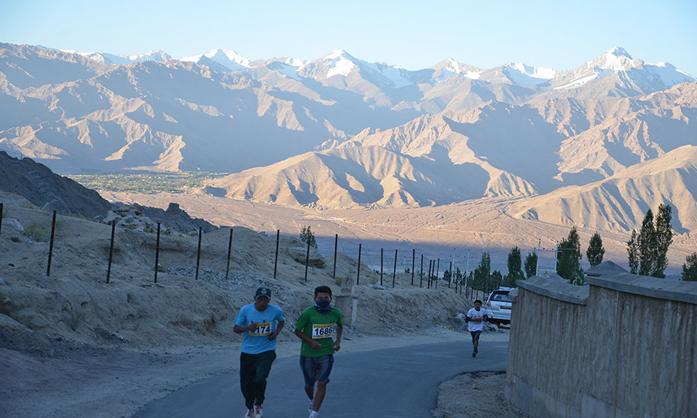 The Khardungla Challenge – 72 km (fot. materiały prasowe organizatora)