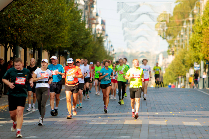 fot. Danske Bank Vilnius Marathon