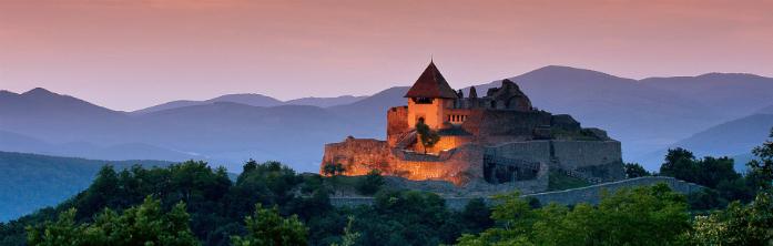 Zamek w Wyszehradzie