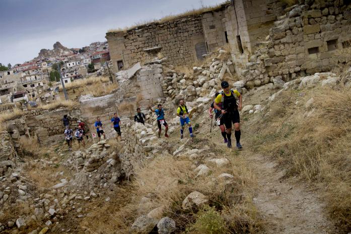 Cappadocia Ultra Trail 2015