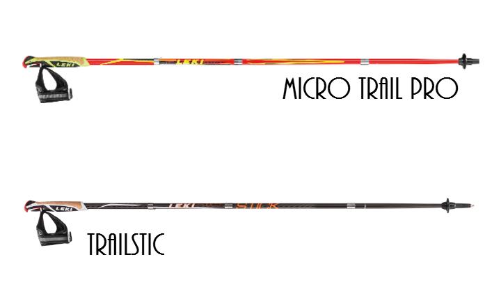 LEKI - Trailstick oraz Micro Trail PRO
