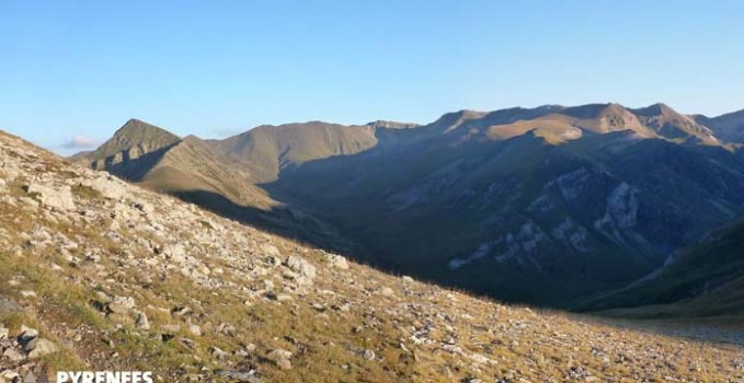 Pyrenees Stage Run 1