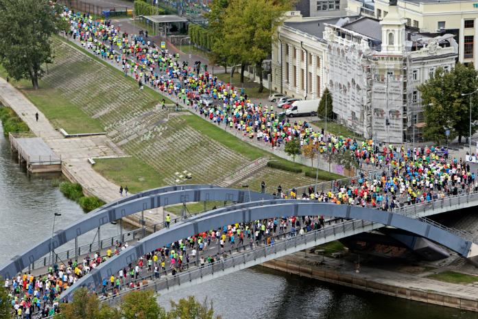 Vilnius Marathon 2015