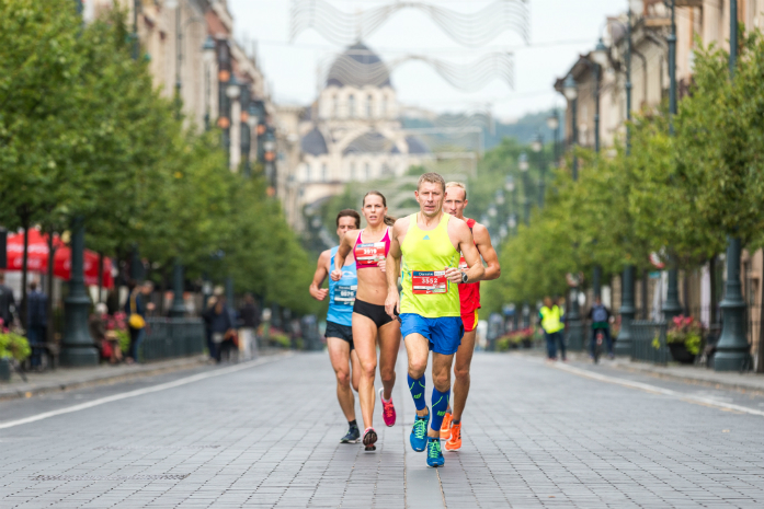 Vilnius Marathon 2015 / fot. materiały prasowe