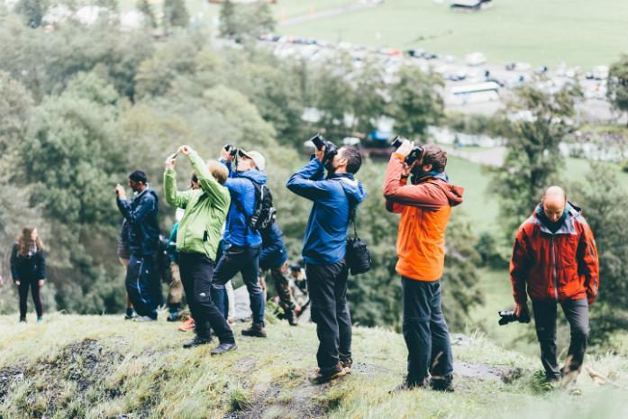 The North Face Mountain Festival / fot. materiały prasowe