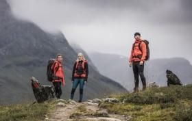 leginsy trekkingowe abisko