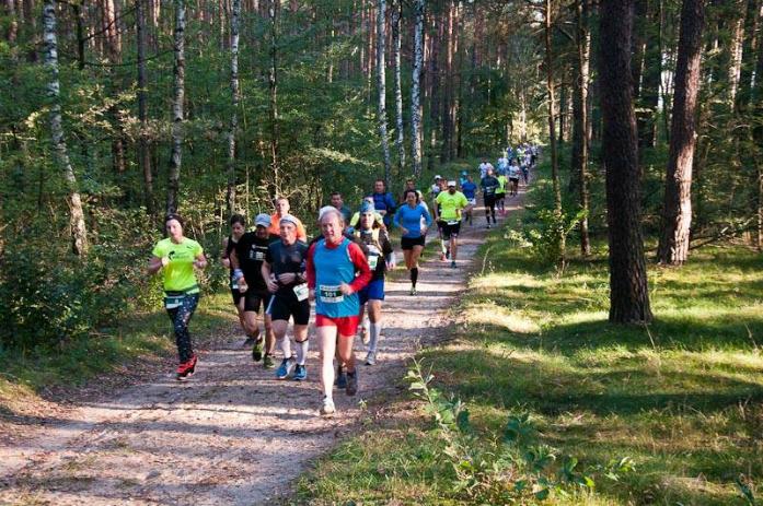 Maraton Puszczy Bydgoskiej / fot.materiały organizatora