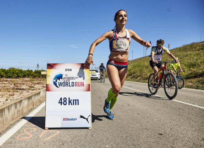 Zwyciężczyni Betinha Pereira / fot. Migeul Polo / Walencja / Hiszpania