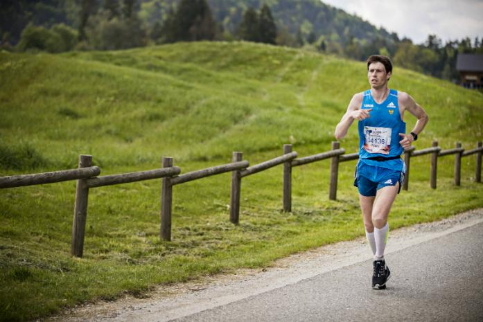 Zwycięzca Ivan Motorin / fot Samo Vidic / Ljubljana / Słowenia