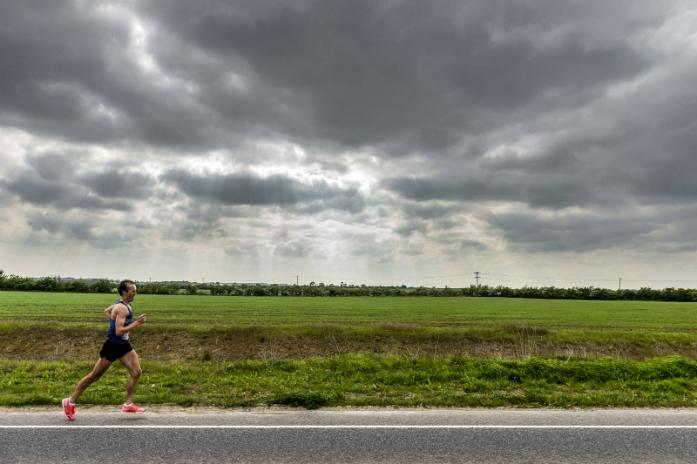 Zwycięzca Jacek Cieliszecki / fot. Olaf Pignatoro / Cambridge / Wielka Brytania