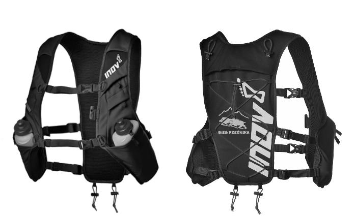 Kamizelka biegowa Inov-8 Race Elite Vest Bieg Rzeźnika