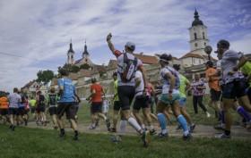 Maraton Wigry fot Piotr Dymus