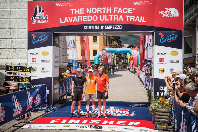 Top Mężczyźni / The North Face Lavaredo Ultra Trail