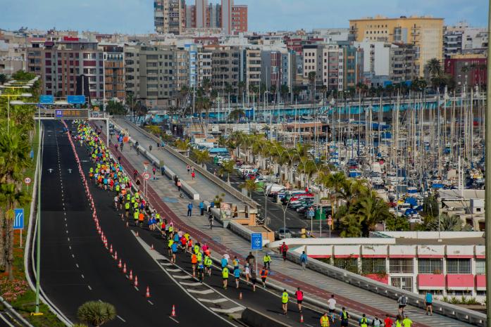 Gran Canaria Marathon / fot. materiały organizatora