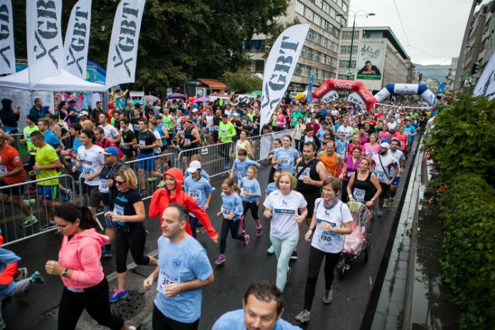 Half Marathon - Fun Run