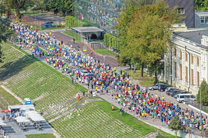 Vilnius Marathon 1