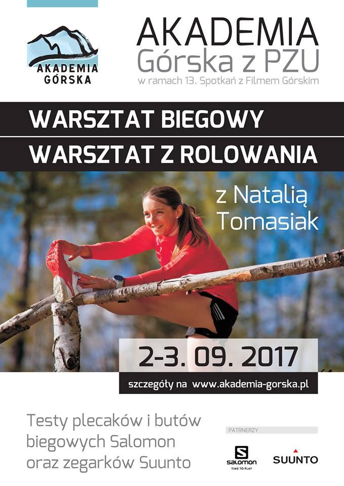 Natalia warsztaty