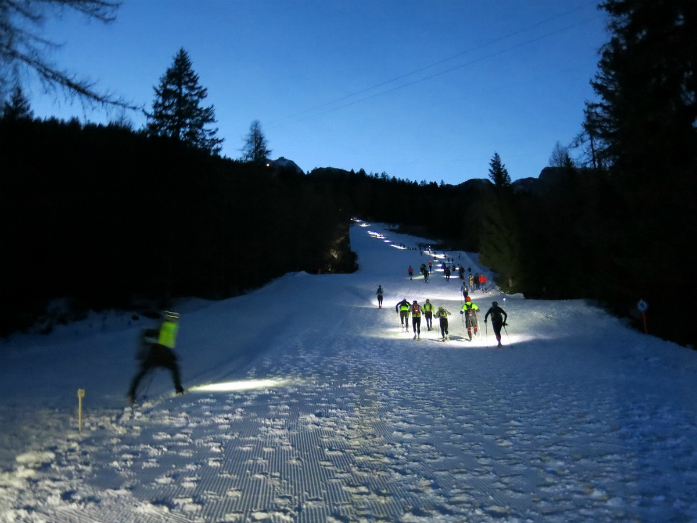 Cortina Snow Run 2016 / fot. materiały organizatora