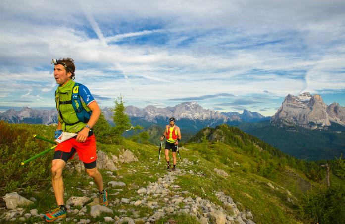 Dolomiti Extreme Trail - bieg ultra we Włoszech