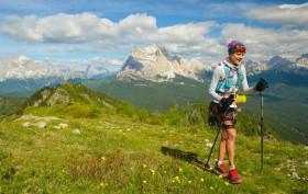Dolomiti Extreme Trail 2018 Marta