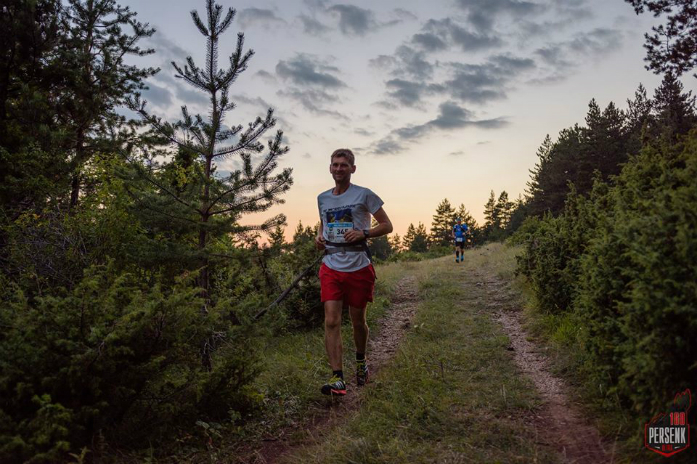 Hubert Puka / Persnek Ultra Trail 2017 / fot. materiały organizatora