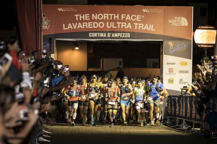 The North Face Lavaredo Ultra Trail 2017/  fot. materiału organizatora