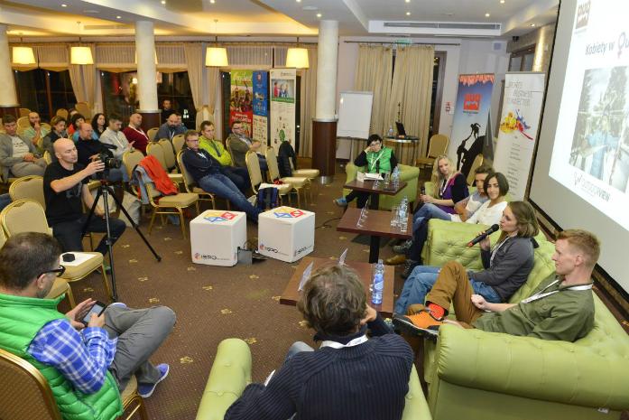 Dyskusja panelowa ISPO Academy 2016 / fot. Dominik Pabis