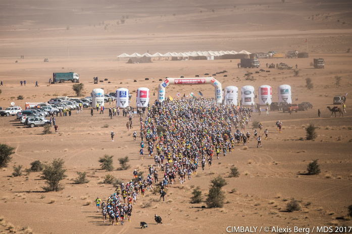 Marathon des Sables / fot. Alexis Berg