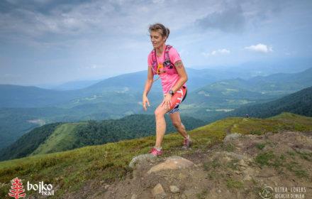 Agata Obidowicz / Bojko Trail 2018 / fot. Jacek Deneka UltraLovers