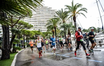 Maraton Nice-Cannes/ fot. Benjamin Becker Photo