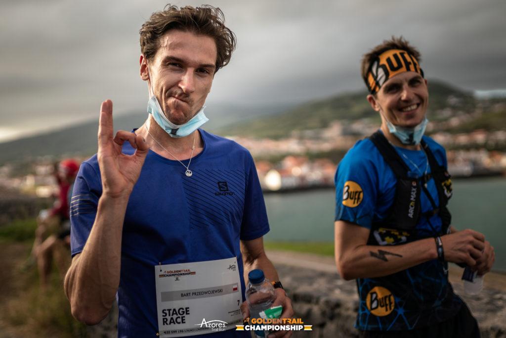 Bartek Przedwojewski i Marcin Rzeszótko / ©️GoldenTrailSeries®️ – Azores Trail Run®️/ fot. Martina Valmassoi