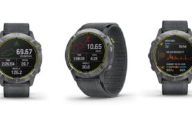 Garmin EnduroTM - zegarek dla biegaczy ultra.
