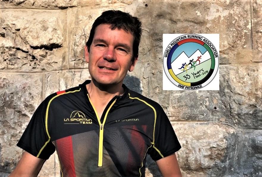 Jonathan Wyatt / President Mountain Running WMRA / fot. Mayayo