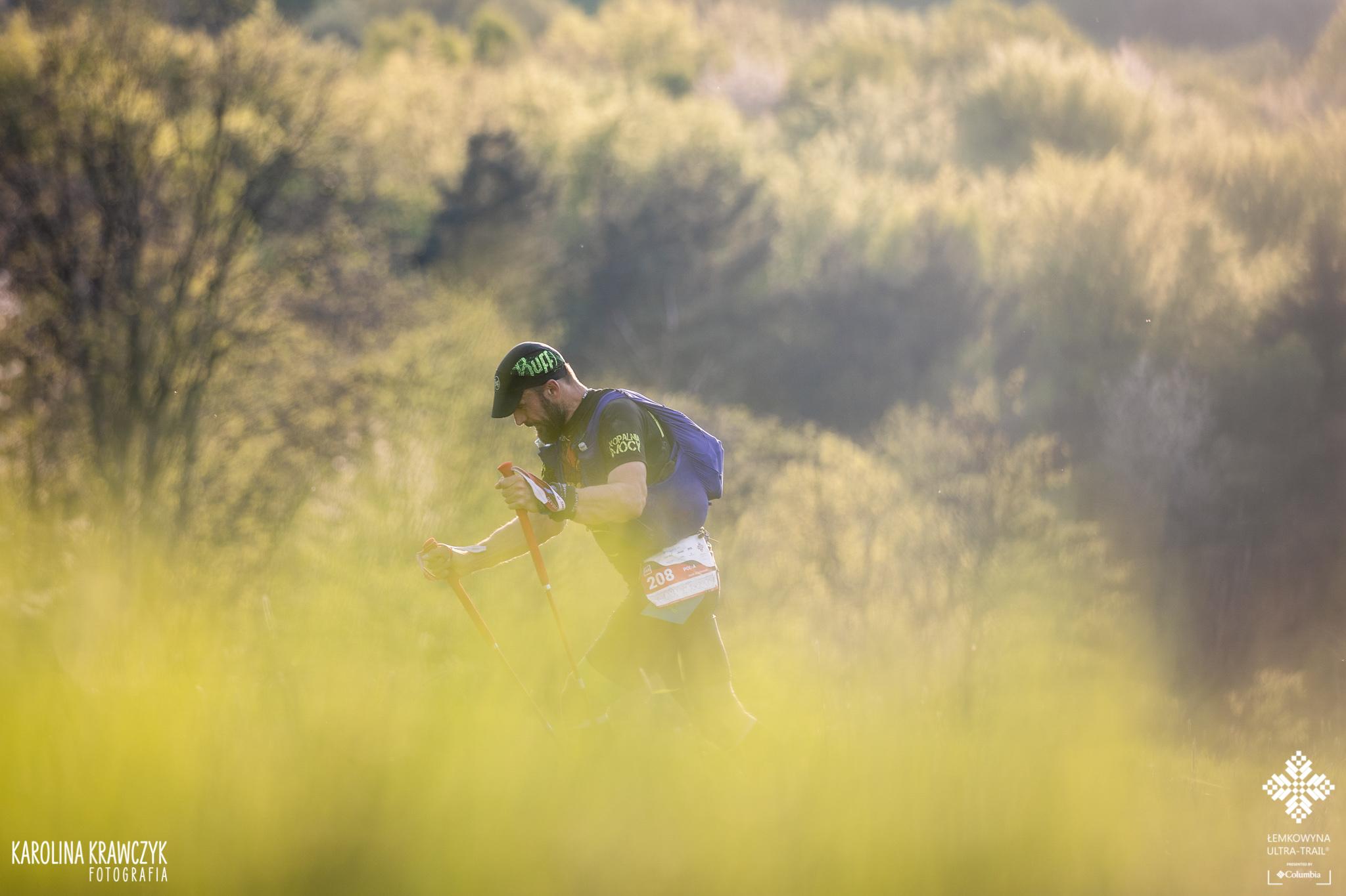 Łemkowyna Ultra Trail / fot. Karolina Krawczyk