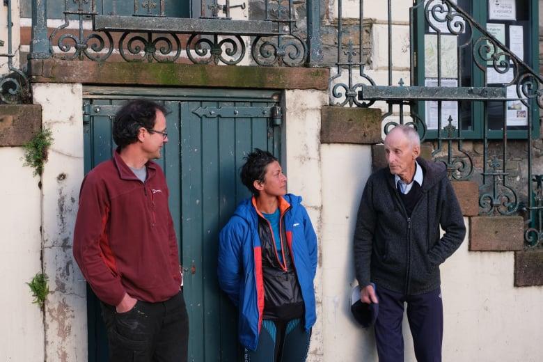 Steve Birkenshaw, Sabrina Verjee i Joss Naylor/ fot. Jacob Snochowski