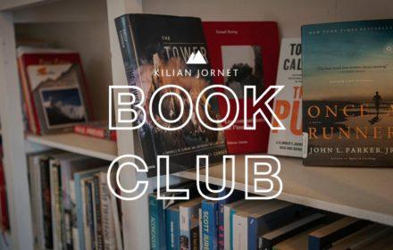 ONLINE BOOK CLUB _ KILIAN JORNET