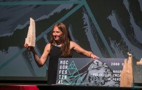Magdalena Ziaja Żebracka, dyrektor biegu TRR i festiwalu Moc Gór